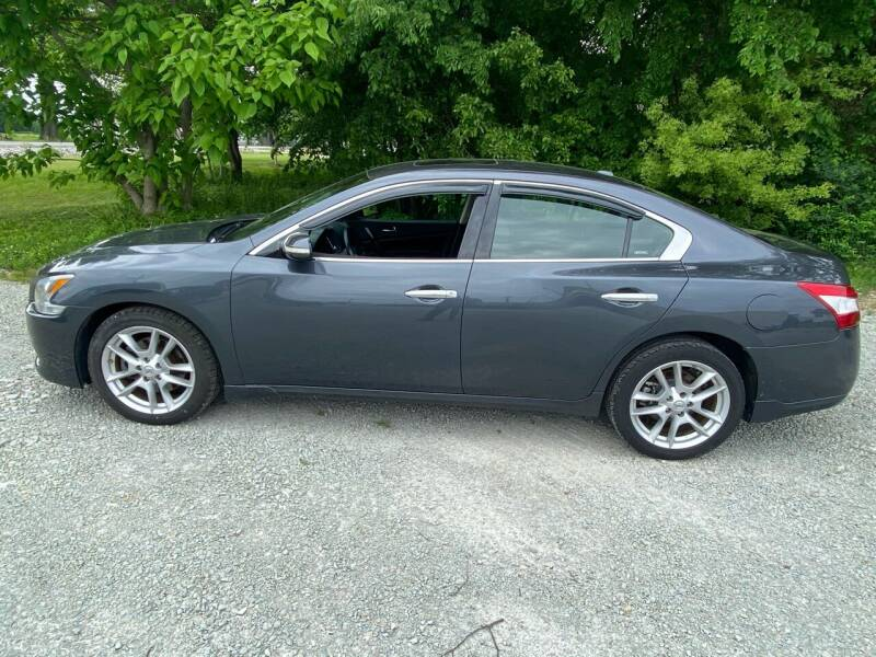 2010 Nissan Maxima for sale in Knox, IN