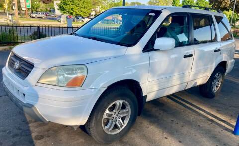 2004 Honda Pilot for sale at King Car Care in Milwaukee WI