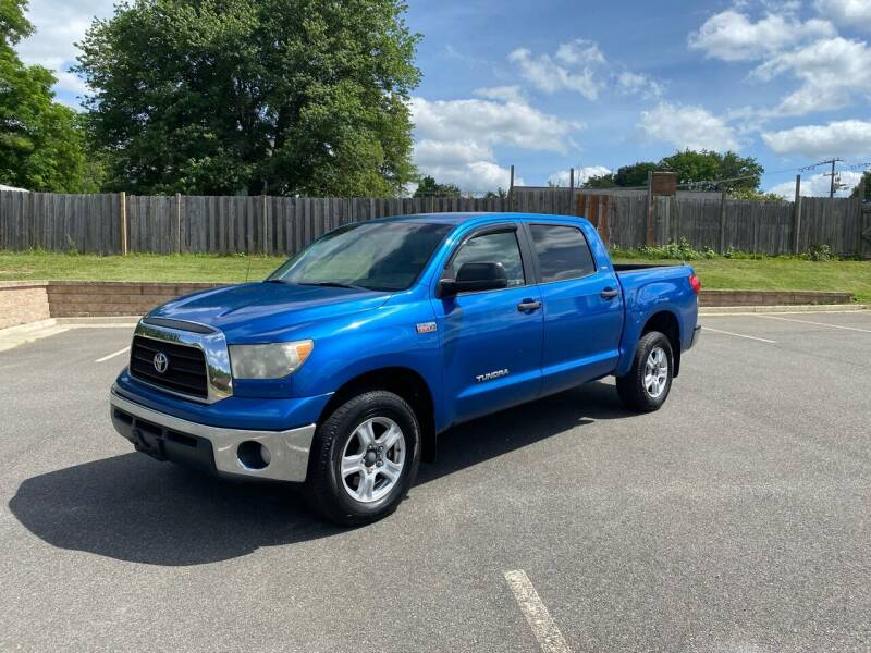 2008 Toyota Tundra for sale at Superior Wholesalers Inc. in Fredericksburg VA