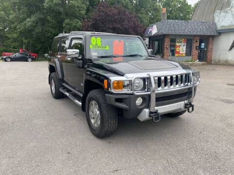 2008 HUMMER H3 for sale at United Auto Service in Leominster MA