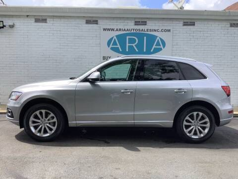 2016 Audi Q5 for sale at ARIA  AUTO  SALES in Raleigh NC