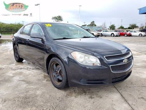 2010 Chevrolet Malibu for sale at GATOR'S IMPORT SUPERSTORE in Melbourne FL