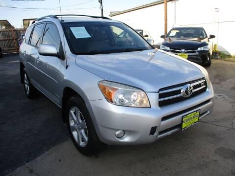 2007 Toyota RAV4 for sale at Metroplex Motors Inc. in Houston TX