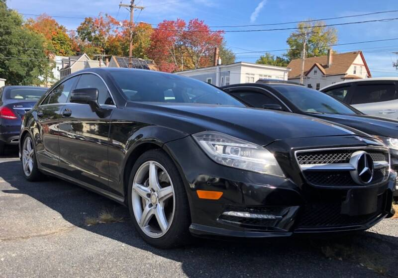 2012 Mercedes-Benz CLS for sale at Top Line Import in Haverhill MA