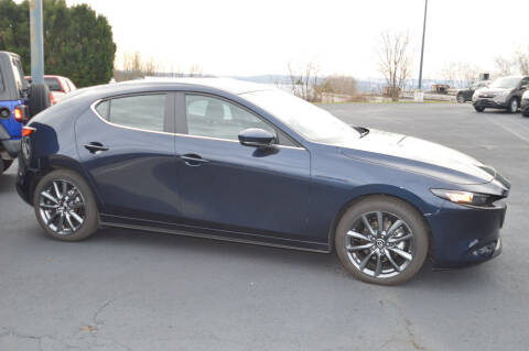 2019 Mazda Mazda3 Hatchback for sale at Hollern & Sons Auto Sales in Johnstown PA