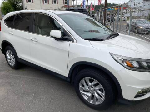2016 Honda CR-V for sale at Car VIP Auto Sales in Danbury CT