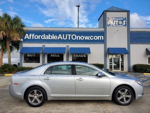2011 Chevrolet Malibu for sale at Affordable Autos in Houma LA