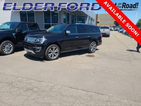 2020 Ford Expedition MAX for sale at Mr Intellectual Cars in Troy MI