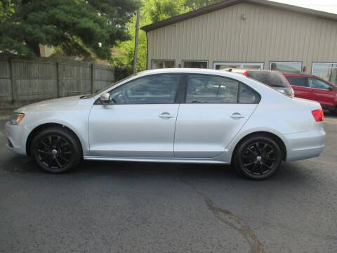 2012 Volkswagen Jetta for sale at Home Street Auto Sales in Mishawaka IN