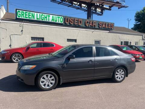 2009 Toyota Camry for sale at Green Light Auto in Sioux Falls SD