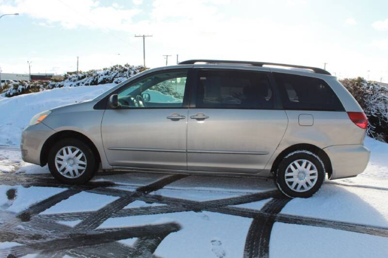 2005 Toyota Sienna for sale at Epic Auto in Idaho Falls ID