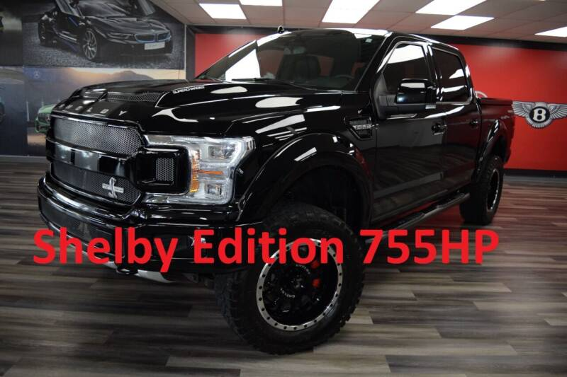 2018 Ford F-150 for sale at Icon Exotics in Houston TX