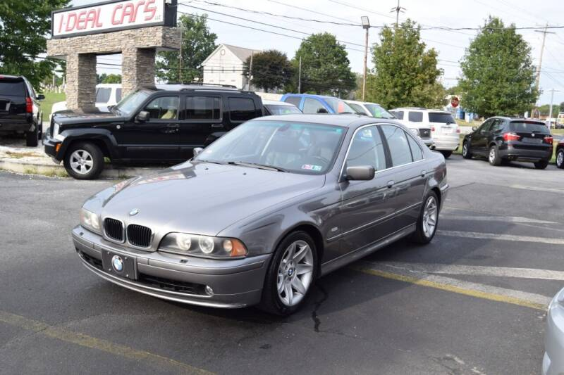 2003 BMW 5 Series for sale at I-DEAL CARS in Camp Hill PA