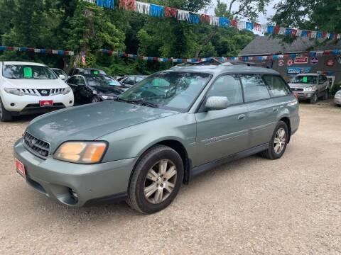 2004 Subaru Outback for sale at Korz Auto Farm in Kansas City KS