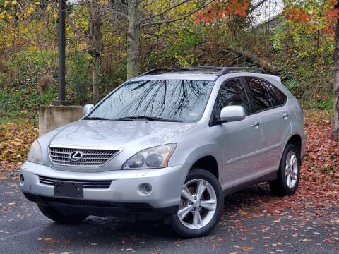 2008 Lexus RX 400h for sale at Diamond Automobile Exchange in Woodbridge VA
