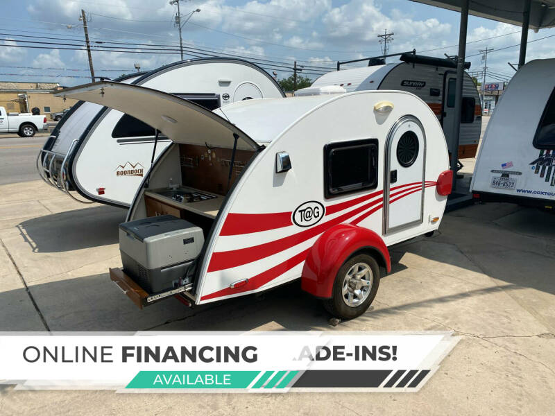 2014 Little Guy T@G MAX for sale at ROGERS RV in Burnet TX