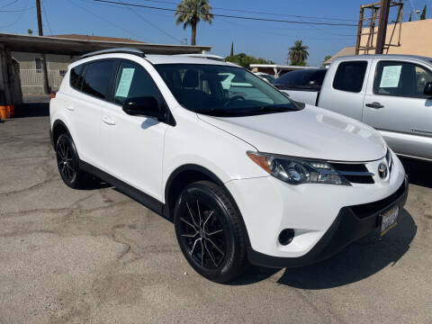 2013 Toyota RAV4 for sale at JR'S AUTO SALES in Pacoima CA