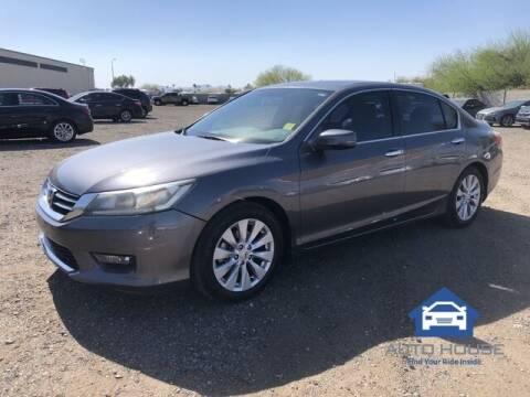 2015 Honda Accord for sale at AUTO HOUSE PHOENIX in Peoria AZ