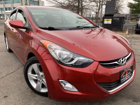 2013 Hyundai Elantra for sale at JerseyMotorsInc.com in Teterboro NJ