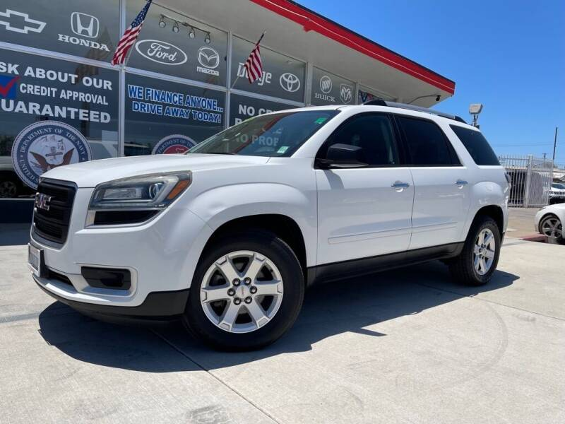 2016 GMC Acadia for sale at VR Automobiles in National City CA
