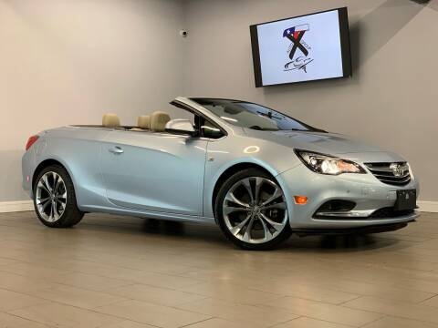 2016 Buick Cascada for sale at TX Auto Group in Houston TX