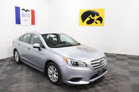 2016 Subaru Legacy for sale at Carousel Auto Group in Iowa City IA
