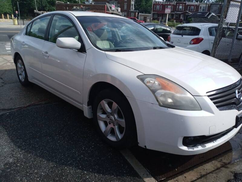 2009 Nissan Altima for sale in Philadelphia, PA