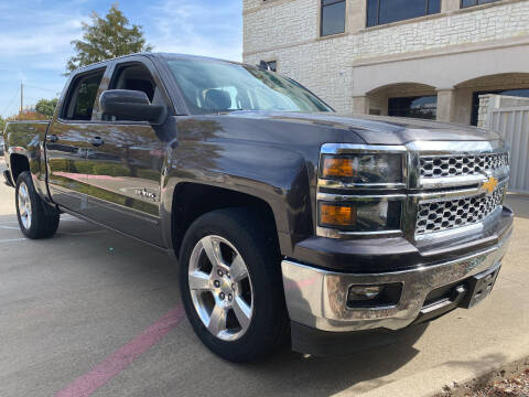 2015 Chevrolet Silverado 1500 for sale at Ted's Auto Corporation in Richardson TX