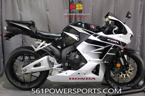 2016 Honda CBR600RR for sale at Powersports of Palm Beach in Hollywood FL
