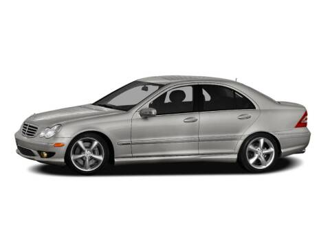 2007 Mercedes-Benz C-Class for sale at Bill Gatton Used Cars - BILL GATTON ACURA MAZDA in Johnson City TN