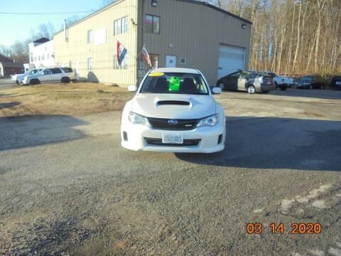 2012 Subaru Impreza for sale at Exclusive Auto Sales & Service in Windham NH