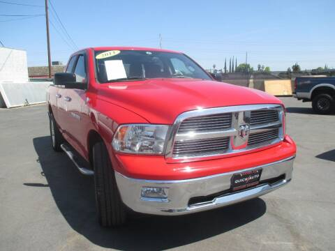 2011 RAM Ram Pickup 1500 for sale at Quick Auto Sales in Modesto CA