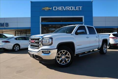 2016 GMC Sierra 1500 for sale at Lipscomb Auto Center in Bowie TX
