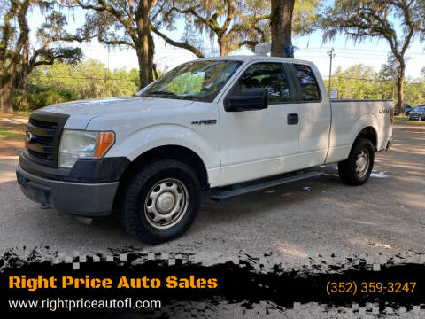 2013 Ford F-150 for sale at Right Price Auto Sales-Gainesville in Gainesville FL