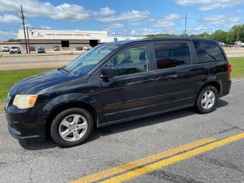 2012 Dodge Grand Caravan for sale at Double K Auto Sales in Baton Rouge LA