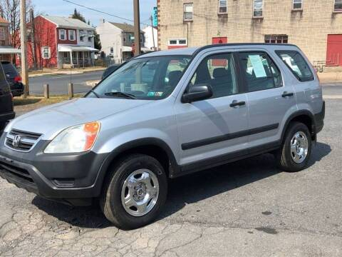 2004 Honda CR-V for sale at Centre City Imports Inc in Reading PA