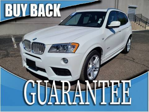 2014 BMW X3 for sale at Reliable Auto Sales in Las Vegas NV