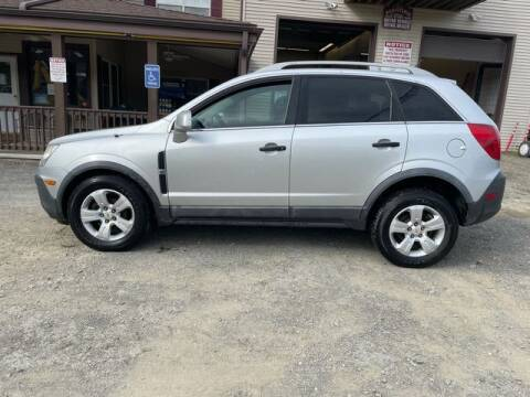 2013 Chevrolet Captiva Sport for sale at Upstate Auto Sales Inc. in Pittstown NY