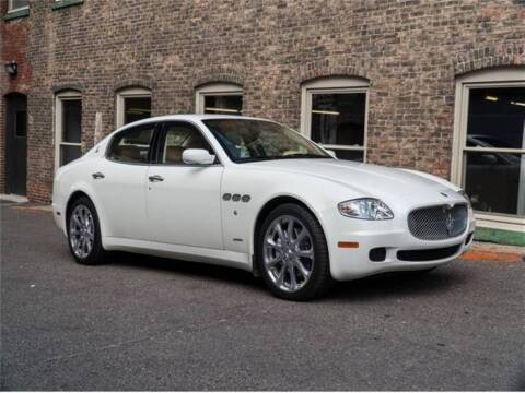 2007 Maserati Quattroporte for sale at NJ Enterprises in Indianapolis IN