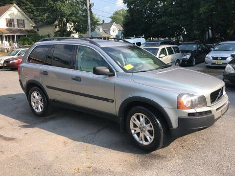 2004 Volvo XC90 for sale at Emory Street Auto Sales and Service in Attleboro MA