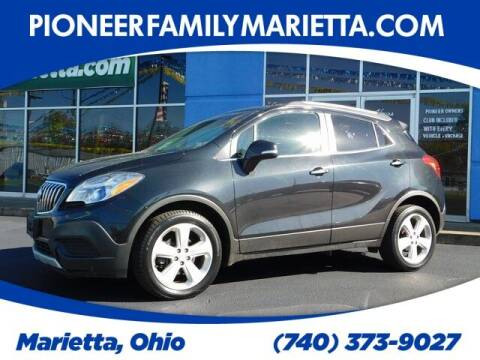2015 Buick Encore for sale at Pioneer Family preowned autos in Williamstown WV