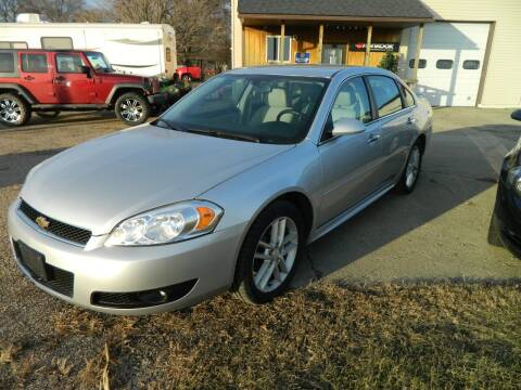 2012 Chevrolet Impala for sale at Pro Auto Sales in Flanagan IL