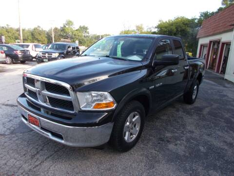 2010 Dodge Ram Pickup 1500 for sale at Careys Auto Sales in Rutland VT