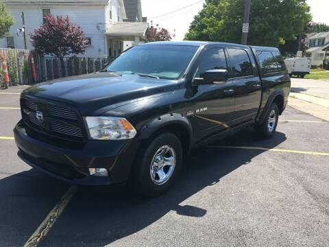2010 Dodge Ram Pickup 1500 for sale at Payless Auto Sales LLC in Cleveland OH