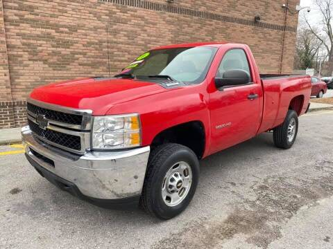 2011 Chevrolet Silverado 2500HD for sale at Quick Stop Motors in Kansas City MO
