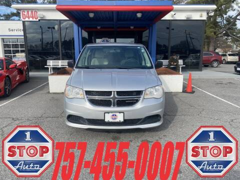 2011 Dodge Grand Caravan for sale at 1 Stop Auto in Norfolk VA