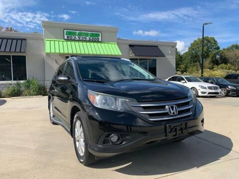2012 Honda CR-V for sale at Cross Motor Group in Rock Hill SC