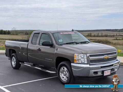 2013 Chevrolet Silverado 1500 for sale at Bob Walters Linton Motors in Linton IN