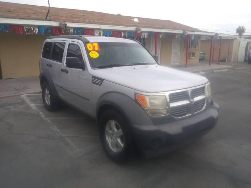 2007 Dodge Nitro for sale at Car Spot in Las Vegas NV