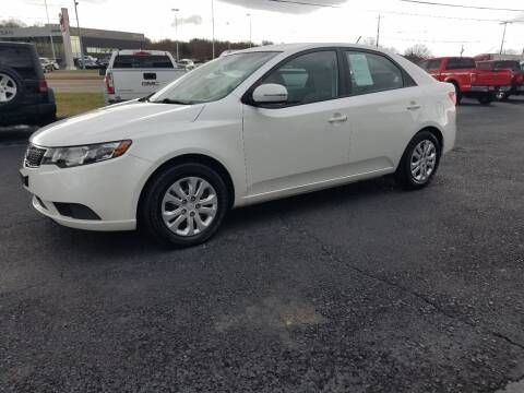 2012 Kia Forte for sale at Moores Auto Sales in Greeneville TN